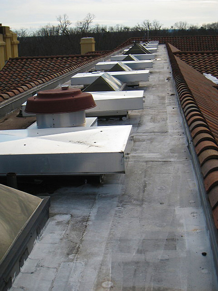 Charlottesville Commercial Roofing Flat And Pitched
